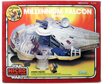 Millennium Falcon Micro Collection
