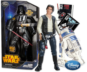 Disney Store Star Wars products