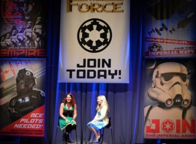 Another great BEHIND THE FORCE with Ashley!