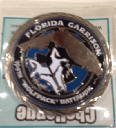 Another challenge coin!