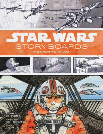 Star Wars Storyboards - The Original Trilogy