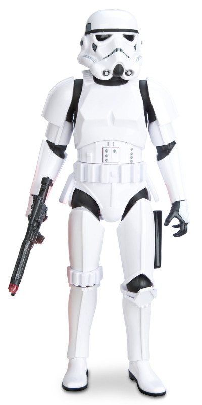 Stormtrooper figure