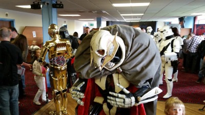 General Grievous at Star Wars Fan Fun Day 5