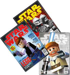 Star Wars Insider #150 covers