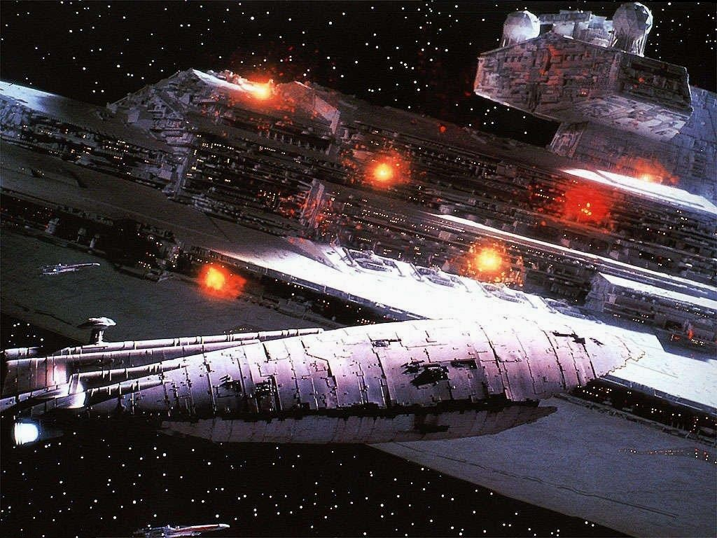 The Tyrant - Star Destroyer