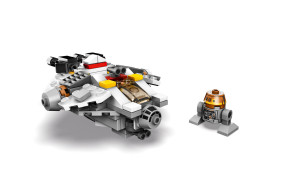 The Ghost, Star Wars Rebels - LEGO