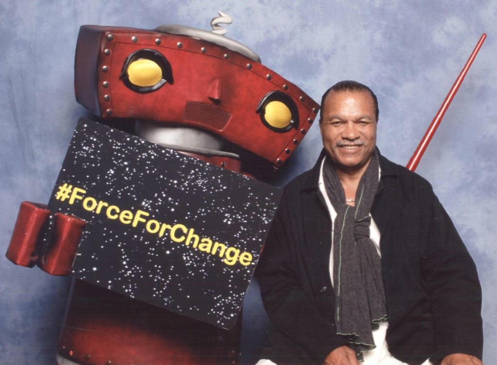 Bad Robot with Billy Dee Williams