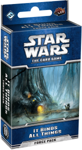 Star Wars: The Card Game -- It Binds All Things