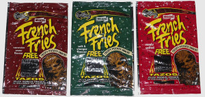 Walkers French Fries, 1997