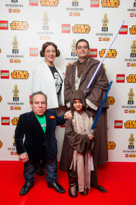The Golden Brickies - Lego Starwars Building Awards