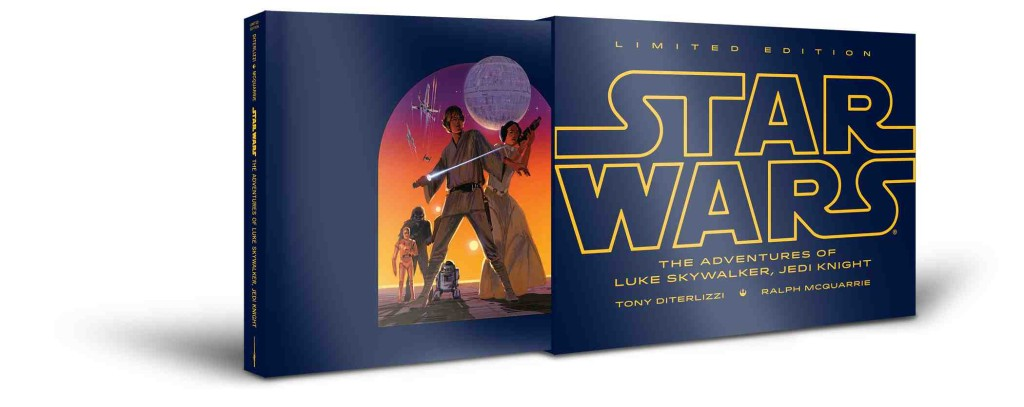 Limited Edition_The Adventures of Luke Skywalker, Jedi Knight