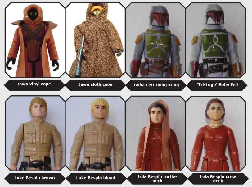 Action Figure Variations 2