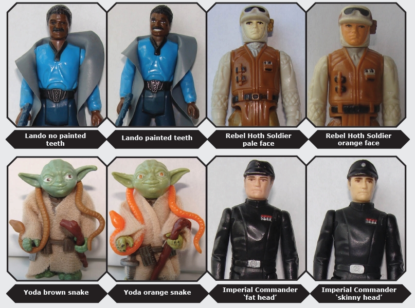 Action Figure Variations 3
