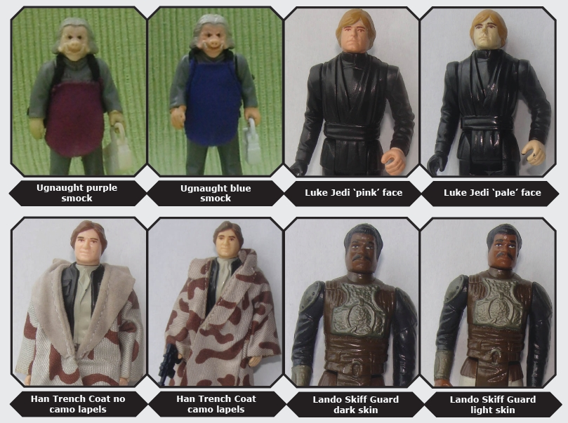 Action Figure Variations 4