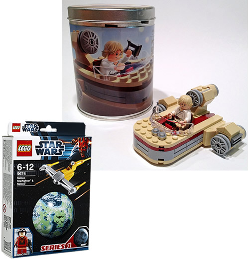 LEGO SW Planets