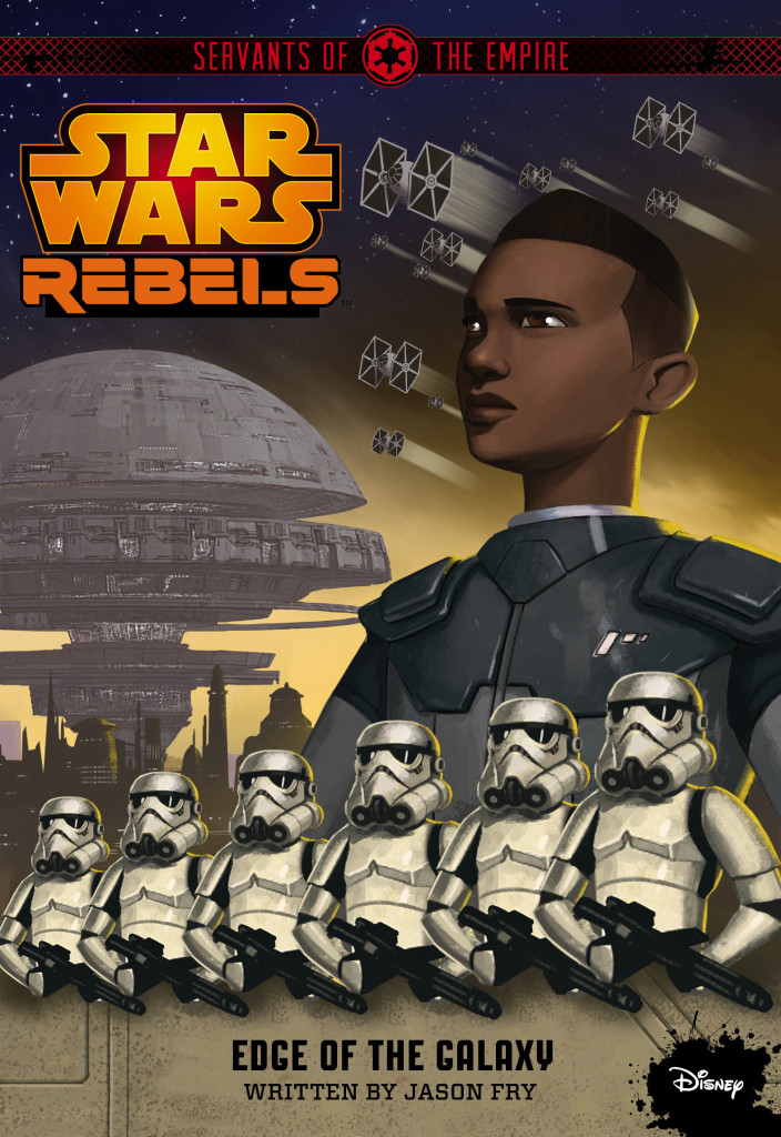 Rebels Edge of the Galaxy Cover