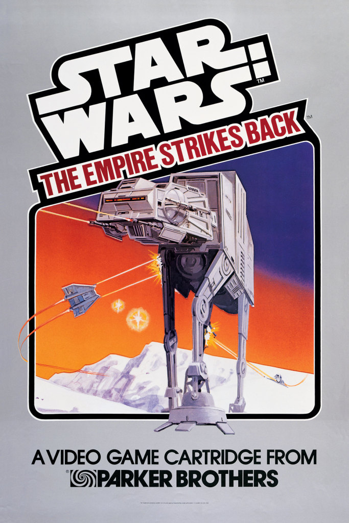 The Empire Strikes Back for Atari 2600