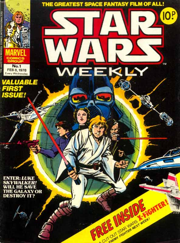 Star Wars Weekly 1