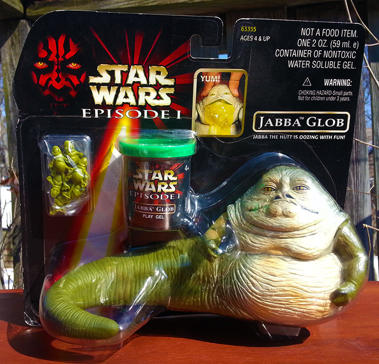 Jabba Glob Packaged