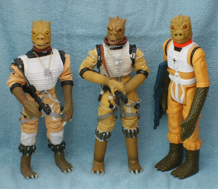Larger Bossk Action Figure