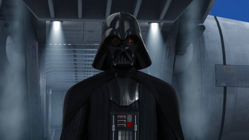 Darth Vader in Star Wars Rebels