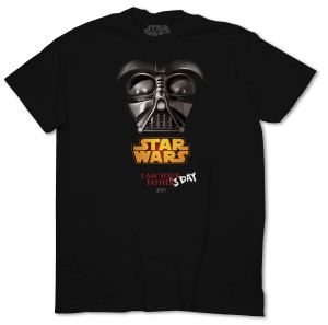 Star Wars Day merchandise - Father's Day T-Shirt