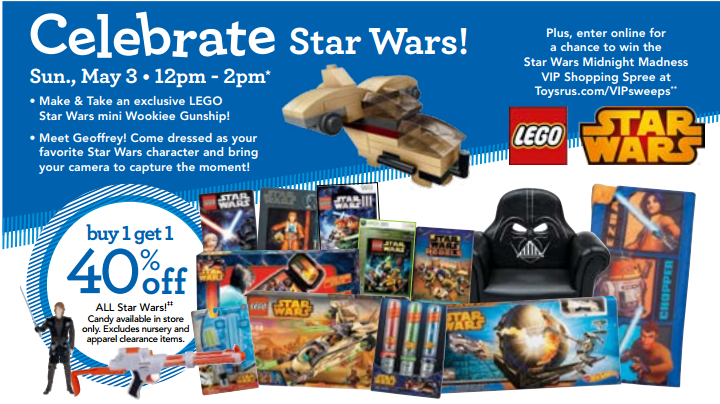 Toys Are Us Star Wars : Star wars day deals guide starwars