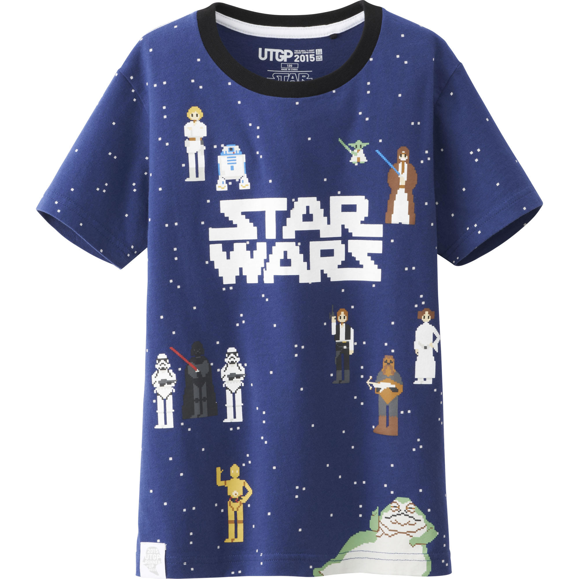 uniqlo 39 s new star wars t shirts preview. Black Bedroom Furniture Sets. Home Design Ideas