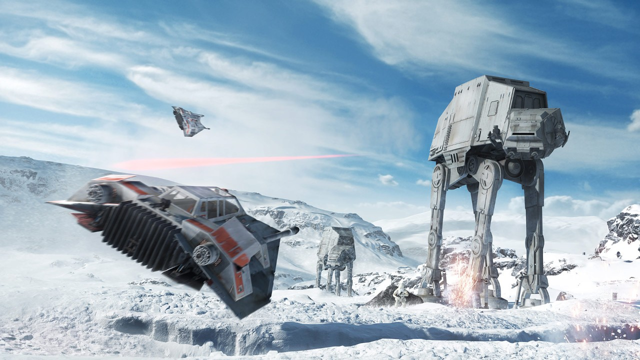 mike channell of outside xbox on why he loves the battle of hoth