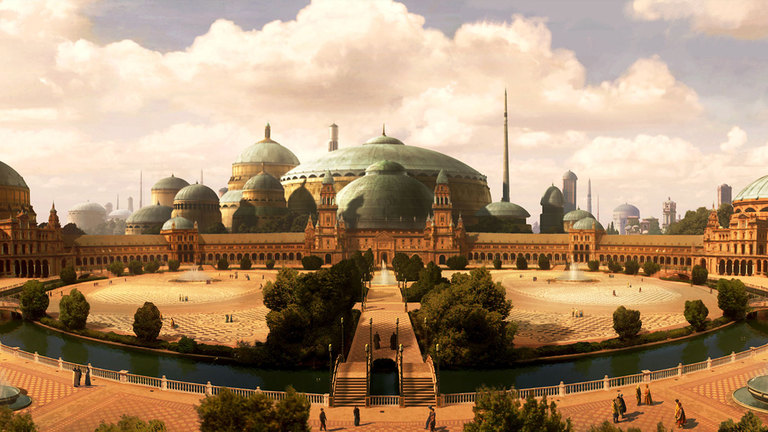 Attack of the Clones - Naboo