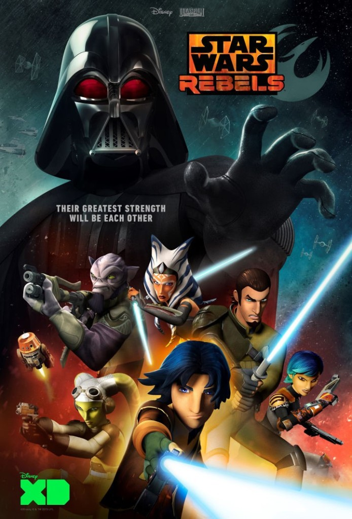 Star Wars Rebels is back for another exciting season.
