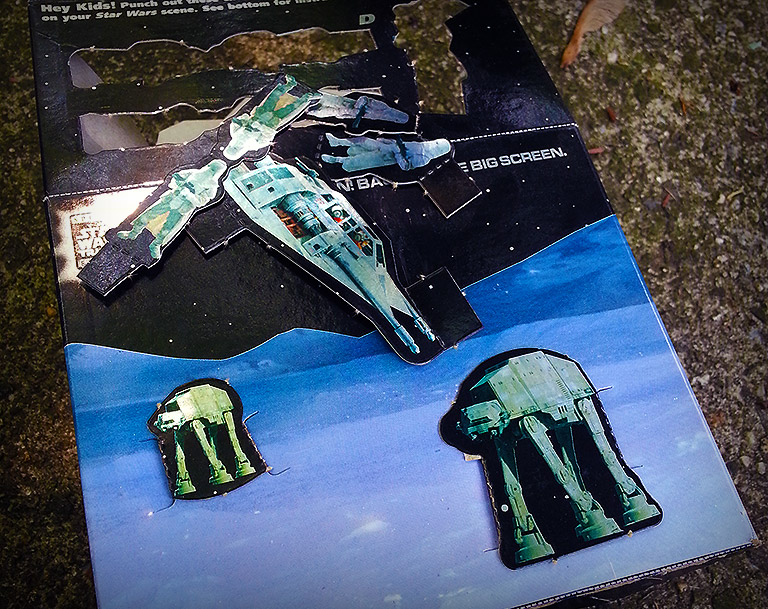 Taco Bell Star Wars collectibles