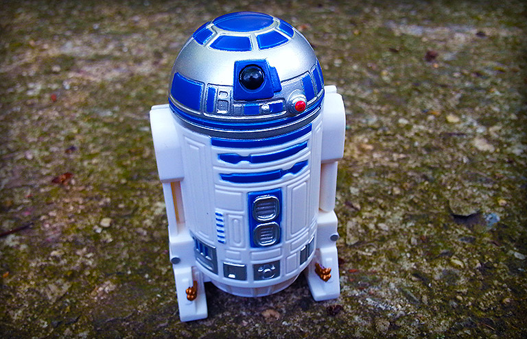 R2-D2 Taco Bell Toy
