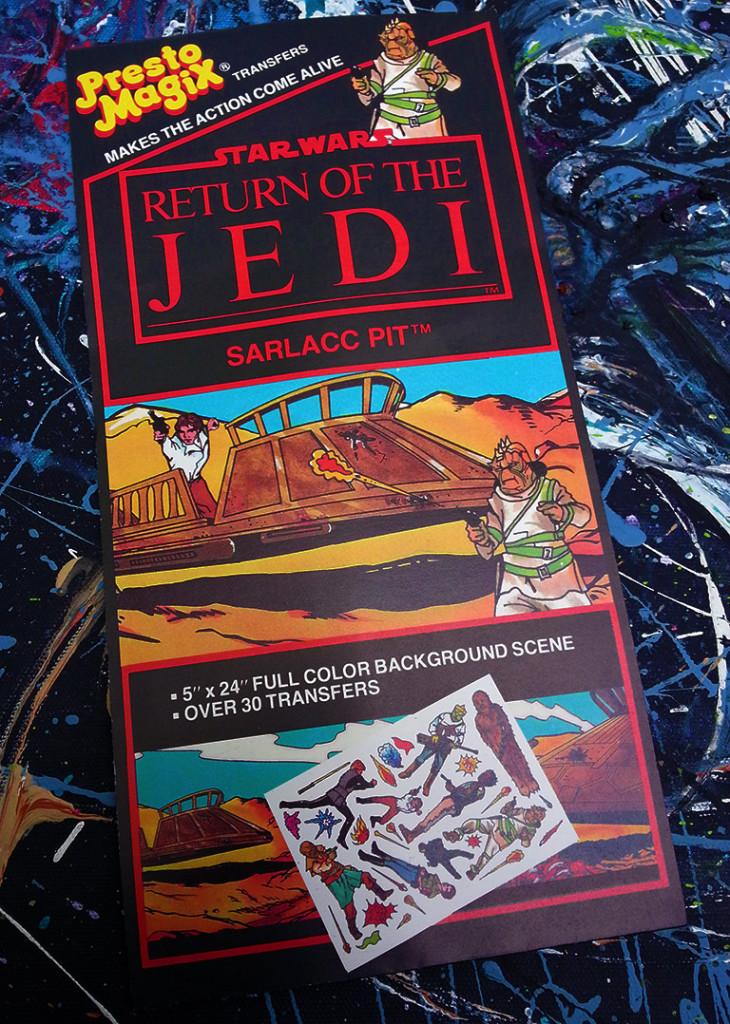 Presto Magix - Return of the Jedi