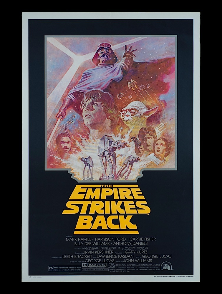 Empire strikes back release date in Australia