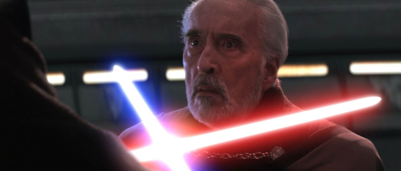 Revenge of the Sith - Count Dooku