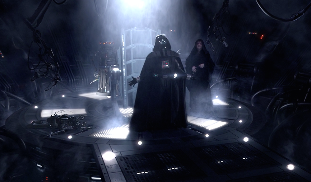 Darth Vader - Revenge of the Sith