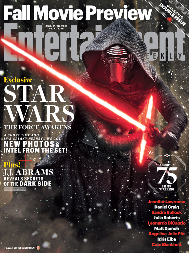 The Force Awakens preview