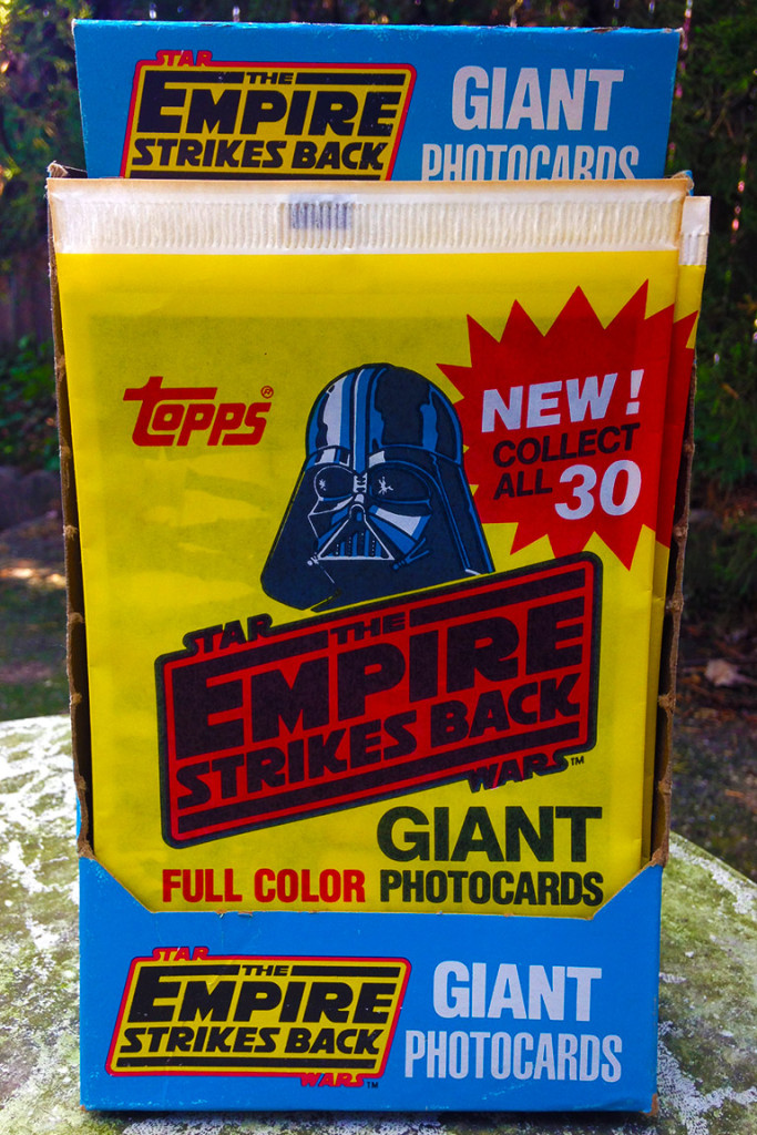 The Empire Strikes Back - Giant Photocards
