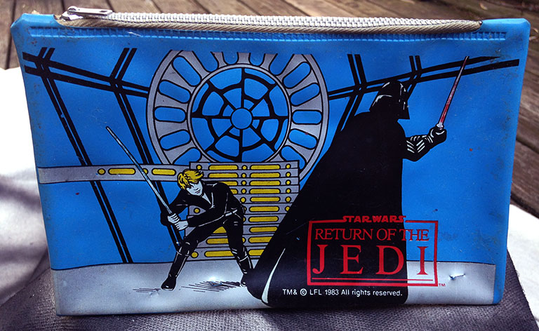Return of the Jedi Pencil Case