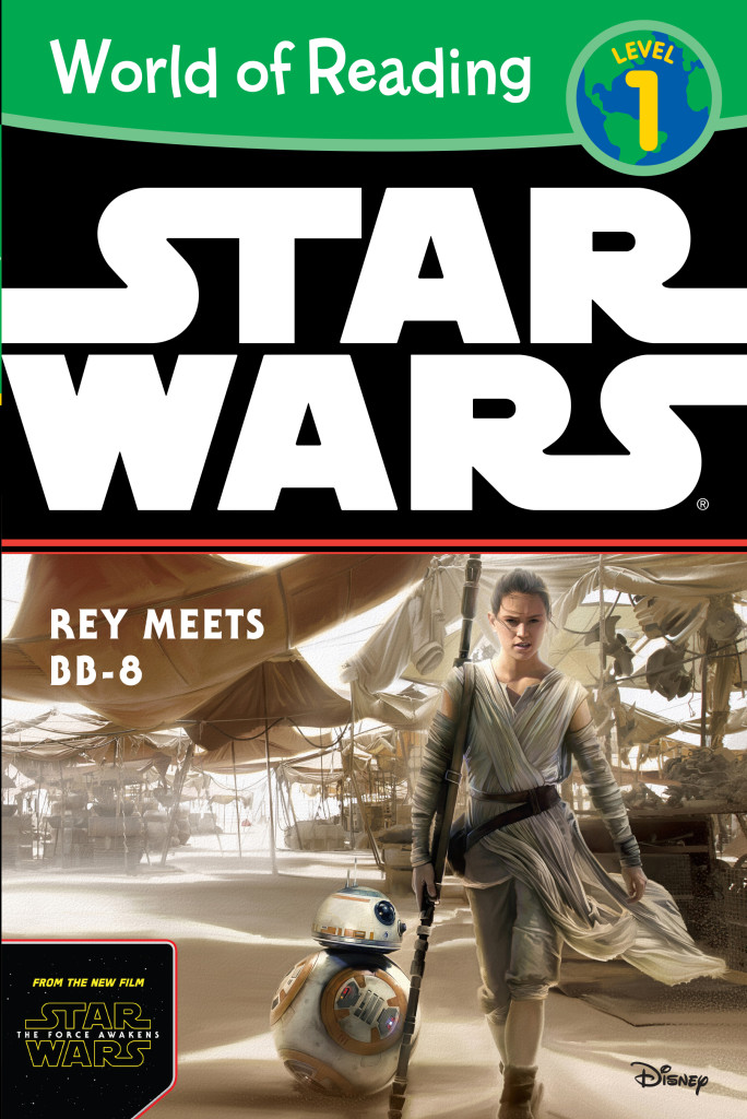 Star Wars: The Force Awakens Rey Meets