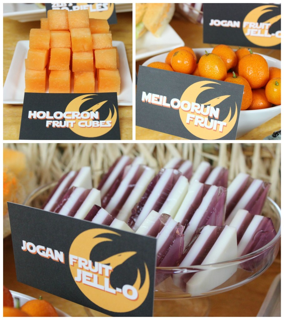 Holocron Fruit Cubes, Meiloorun Fruit, Jogan Fruit Jell-O
