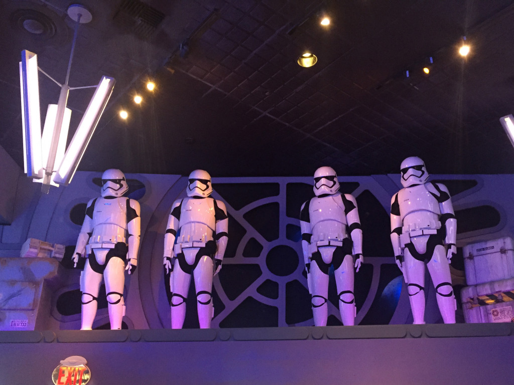 Troopers at Star Traders