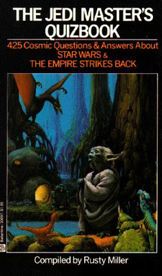 McQuarrie - The Jedi Master's Quizbook