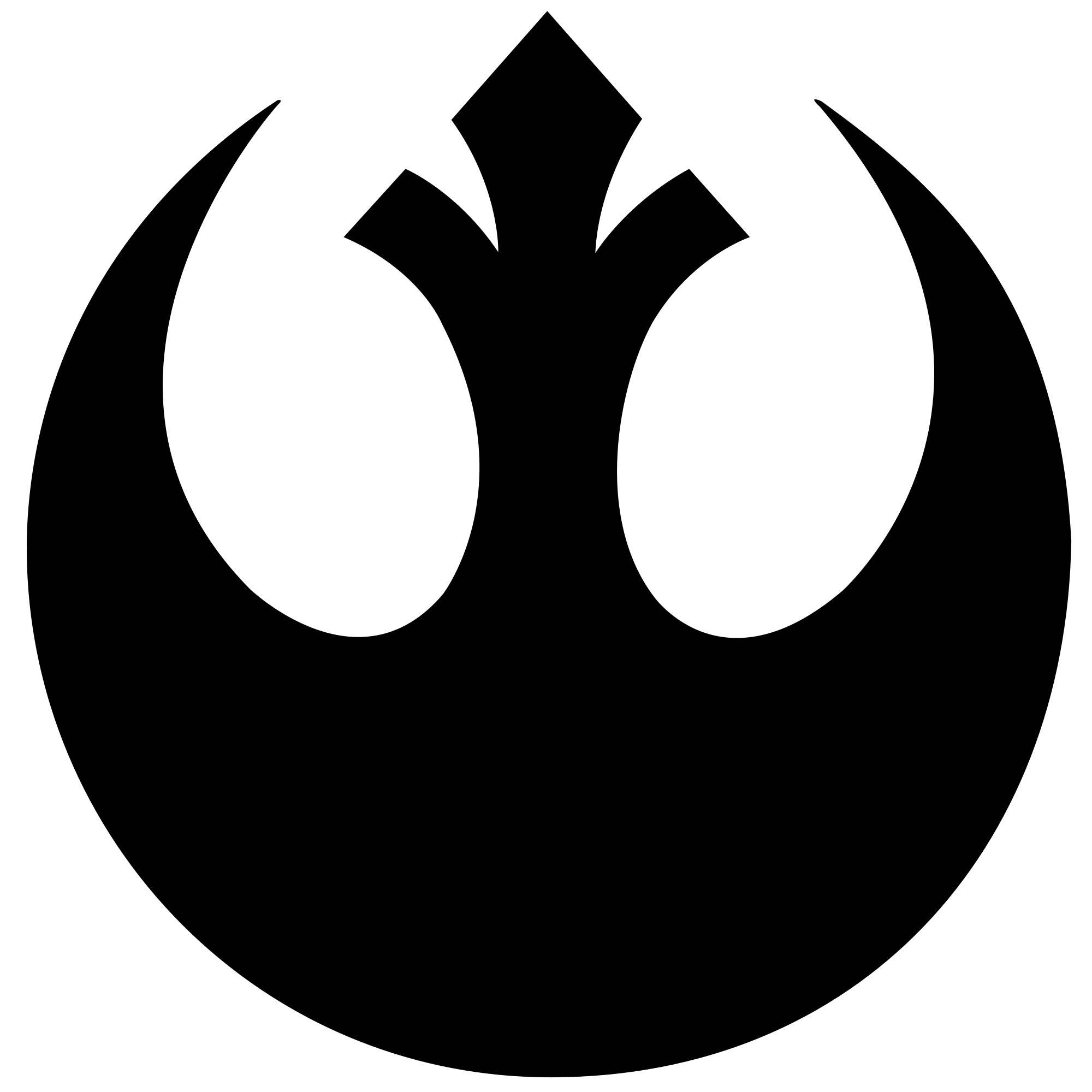 5 symbols in the star wars universe starwars star wars rebel alliance symbol biocorpaavc