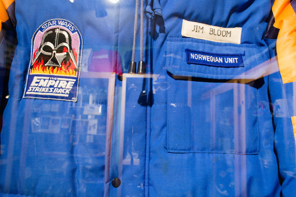 The Empire Strikes Back Norwegian Crew Jacket - Close-up of front