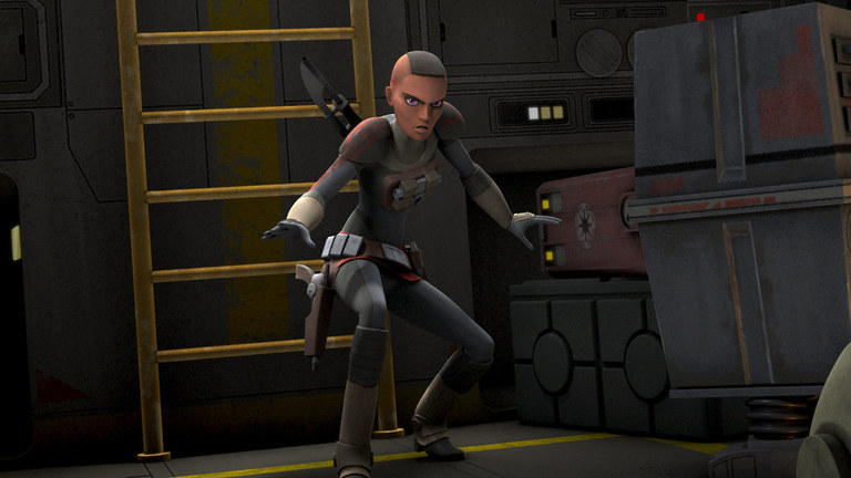 Star Wars Rebels - Ketsu Onyo