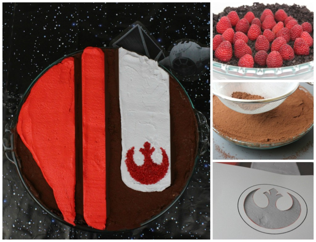 Poe Dameron Pie Recipe Steps