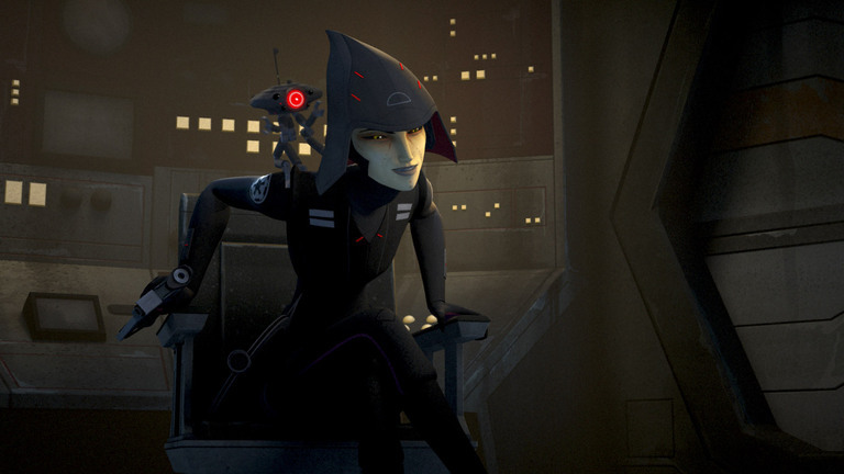 Star Wars Rebels - Seventh Sister