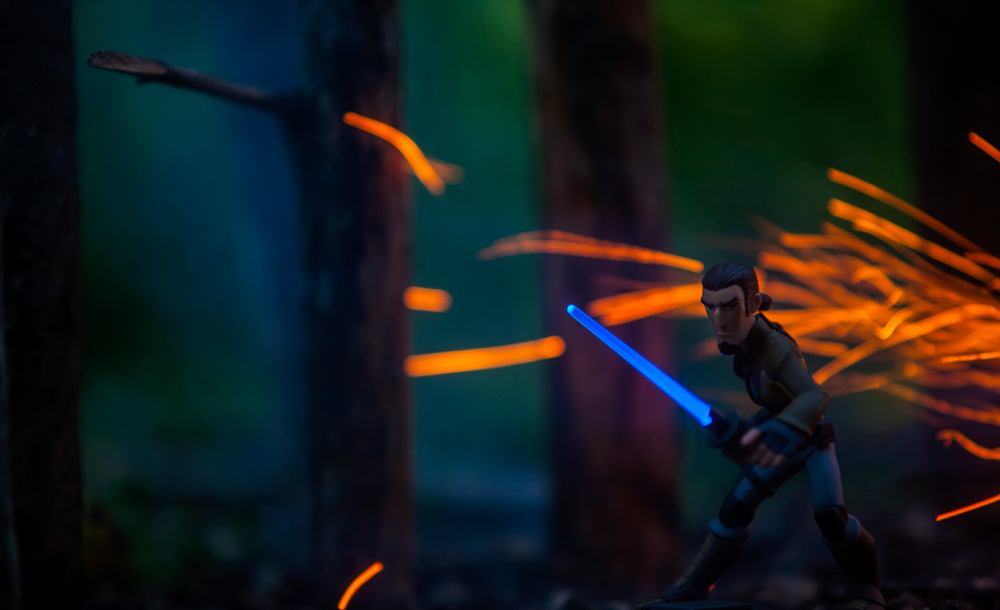 Disney Infinity - Kanan Light FX